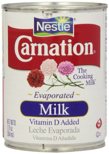 Carnation Carnation Evaporated Milk, 12-Ounce Cans (Pack of 24)