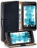 moex Klapphülle kompatibel mit HTC Desire 816 Hülle