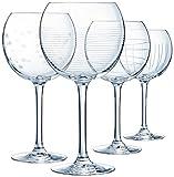 ECLAT L7560 Coffret de 4 verres Ballon 47 cl ILLUMINATION - LUMINARC Cristallin, Transparent