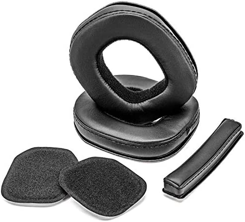 Replacement Ear Pad Headband Cushions Compatible with Astro A50 GEN3 GEN4 Gaming Headset Not product image