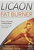 Sanon Sport Licaon Fat Burner - 3 Paquetes de 60 Cápsulas