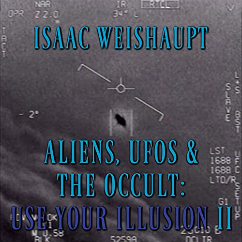 Aliens, UFOs & the Occult cover art