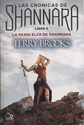 La reina elfa de Shannara (Oz Nébula)