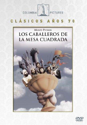 Los Caballeros De La Mesa Cuadrada [DVD]