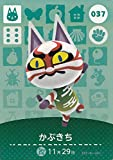 【どうぶつの森 amiiboカード 第1弾】かぶきち 037【ノーマル】