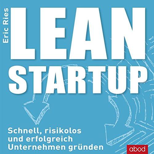 Lean Startup Titelbild