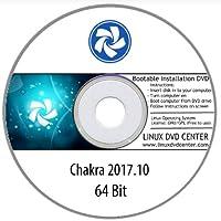 Chakra Linux 2017.10 (64Bit) - Bootable Linux Installation DVD