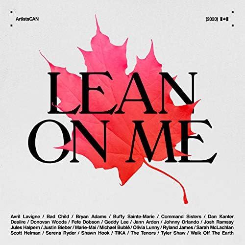 Various artists feat. Avril Lavigne, Bryan Adams, Buffy Sainte-Marie, Geddy Lee, Jann Arden, Justin Bieber, Michael Bublé & Sarah McLachlan