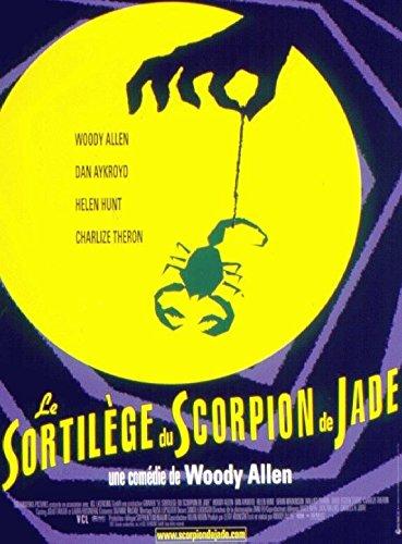 Im Bann des Skorpion de Jade–Woody Allen–116x 158cm zeigt Cinema originelle