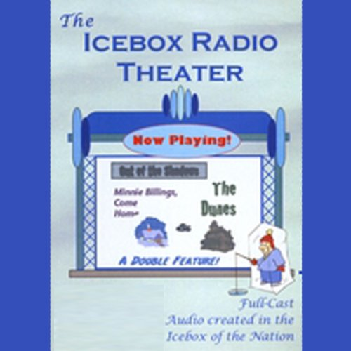 Icebox Radio Theater audiobook cover art