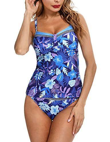 Comprar Bañador Natación Mujer Azul