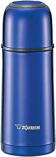 ZOJIRUSHI  象印 水杯 不锈钢 茶杯型 SV - GR  蓝色 350ml