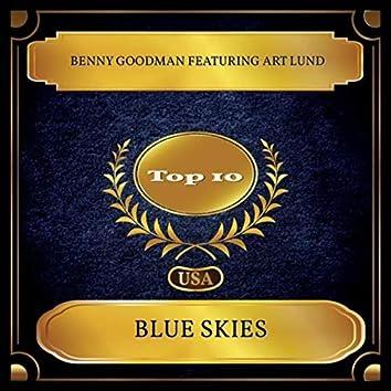Blue Skies (Billboard Hot 100 - No. 09)