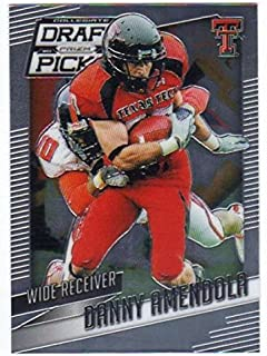 Football NFL 2015 Panini Prizm Collegiate Draft Picks #27 Danny Amendola NM-MT