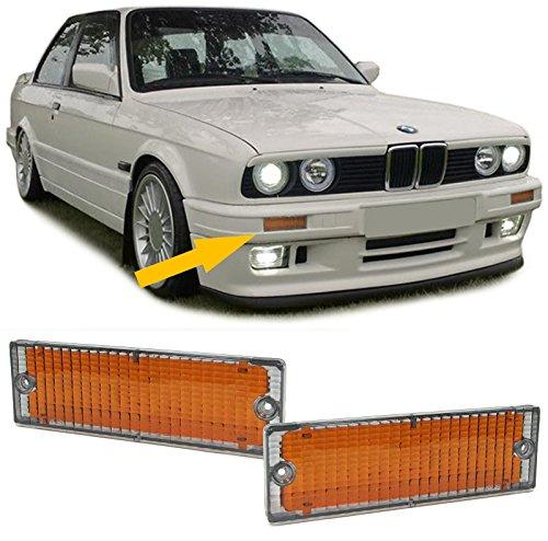 Preisvergleich Produktbild Carparts-Online 28582 Blinker Blinkergläser smoke