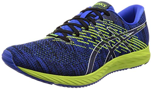 ASICS Herren Gel-DS Trainer 24 Laufschuhe, Blau (Illusion Blue/Black 400), 45 EU