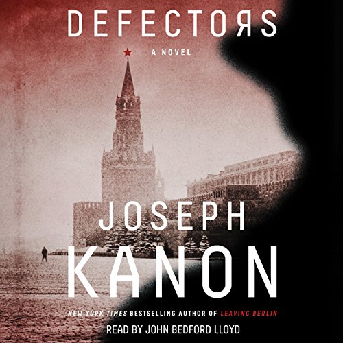 Defectors audiobook cover art