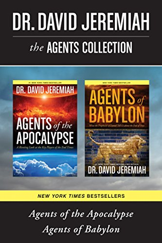 Download The Agents Collection: Agents of the Apocalypse / Agents of Babylon (English Edition) B01EB92P3K