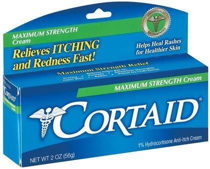 Cortaid Japan's largest assortment Maximum Strength Max 58% OFF Anti-Itch Cream Ounce 2