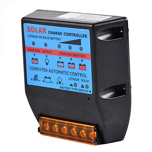 Kiboule Lampione Regolatore Di Energia Solare Dedicato Dedicato Plug And Play Durevole Regolatore Di Carica Del Pannello Fotovoltaico