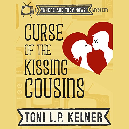Curse of the Kissing Cousins audiobook cover art