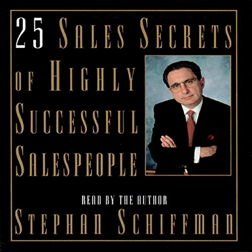 25 Sales Secrets of Highly Successful Salespeople cover art