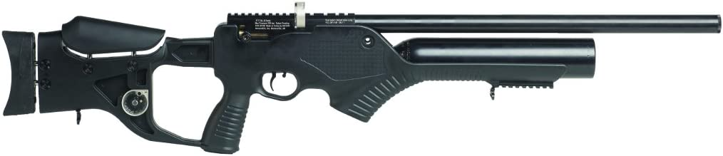Hatsan Year-end gift Barrage - Semi Safety and trust Auto Black Airgun PCP .22 Cal