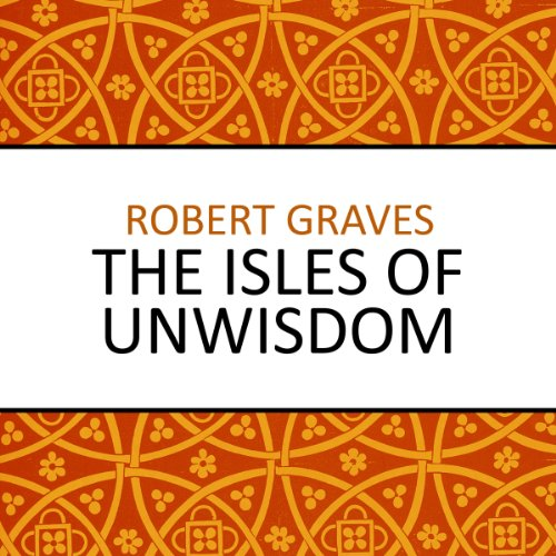 The Isles of Unwisdom audiobook cover art