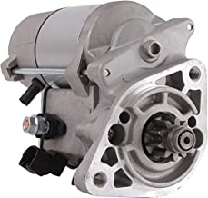 DB Electrical SND0491 New Starter For Toyota Tacoma & Tundra 4.0L 4.0 05 06 07 08 09 2005 2006 2007 2008 2009 & 4Runner 03 04 05 06 07 08 09 2003 2004 2005 2006 2007 2008 2009 FJ Cruiser 07 08 09