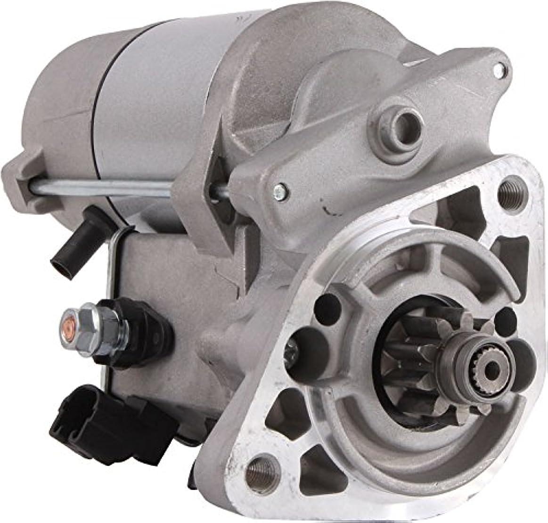 DB Electrical SND0491 New Starter For Toyota Tacoma & Tundra 4.0L 4.0 05 06 07 08 09 2005 2006 2007 2008 2009 & 4Runner 03 04 05 06 07 08 09 2003 2004 2005 2006 2007 2008 2009 FJ Cruiser 07 08 09 hv4253864213669
