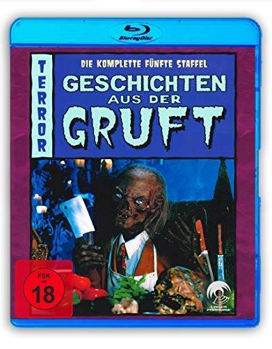 Geschichten aus der Gruft - Staffel 5 [Blu-ray]