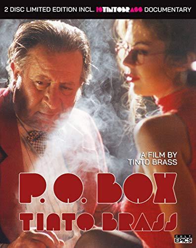 P.O. Box Tinto Brass / IsTintoBrass (2 Disc Limited Edition) [Blu-ray]