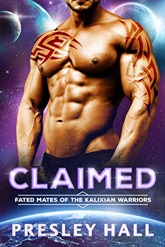 Claimed: A Sci-Fi Alien Romance (Fated Mates of the Kalixian Warriors Book 1)