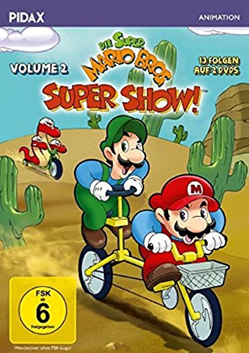 Super Mario Bros. Super Show - Vol. 2 (2 DVDs)