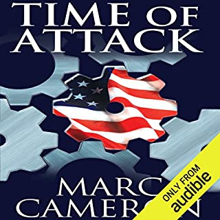 Time of Attack                   By:                                                                                                                                 Marc Cameron                               Narrated by:                                                                                                                                 Tom Weiner                      Length: 10 hrs and 30 mins     3 ratings     Overall 4.7