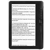Yaootely 4 GB Ebook Reader Smart mit 7-Zoll-HD-Bildschirm Digitales E-Book + Video +...