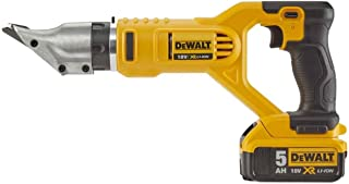 Dewalt DCS491N-XJ Metal Shears Body, 18 V, Yellow/Black