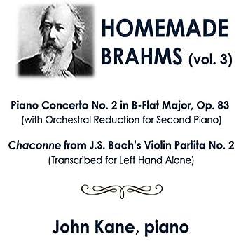 Homemade Brahms, Vol. 3