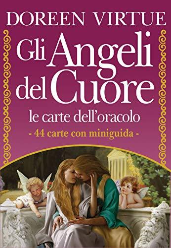 Gli angeli del cuore. Le carte dell'oracolo. 44 Carte