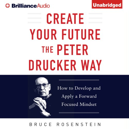 Create Your Future the Peter Drucker Way cover art