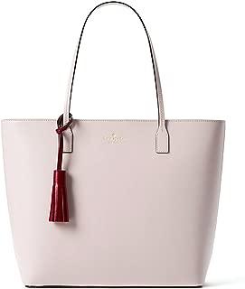 Kate Spade Full Screen Zoom Wright Place Karla Leather Tote Shoulder Bag Purse Handbag