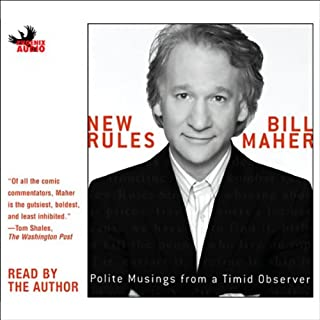 New Rules audiobook cover art