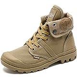 Zapatillas de Deporte Altas para Mujer Zapatillas de Deporte de Moda para Mujer Zapatos de Lona Planos para Mujer