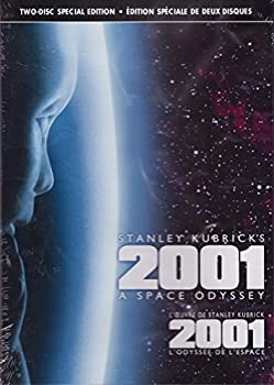 DVD 2001: A Space Odyssey Book
