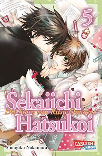Sekaiichi Hatsukoi 5 (5)