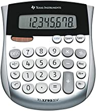 Texas Instruments TI-1795 SV Mini-Desktop Calculator 17311-02