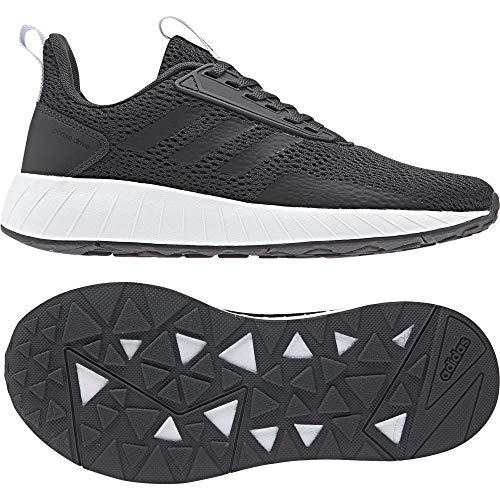 adidas Questar Drive W, Scarpe Running Donna, Grigio (Carbon/Carbon/Aerpnk 000), 43 1/3 EU