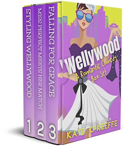 Wellywood Romantic Comedy Box Set: Three Sexy Romantic Comedies (English Edition)