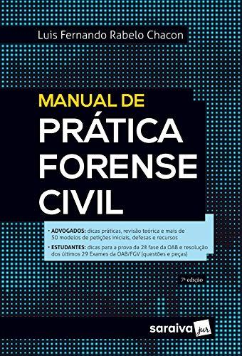 Manual de Prática Forense Civil - 7ª Ed. 2020
