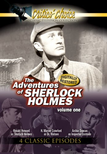 The Adventures Of Sherlock Holmes - Vol. 1